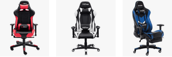 Admirable Gaming Chairs Are They Worth It Two Average Gamers Andrewgaddart Wooden Chair Designs For Living Room Andrewgaddartcom